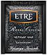 «ETRE», royal Ceylon чай черный цейлонский, 300 конвертиков саше, 600г