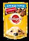 «Pedigree», влажный корм для собак, 85г