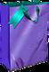 Пакет подарочный бумажный, 260*320мм