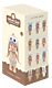 Куколка-сюрприз в съемной шапочке, с аксессуаром