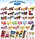 «Яшкино», новогодний набор «Мешочек с конфетами», 800г